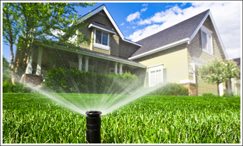 rockwall lawn sprinkler repair